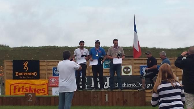 18 juillet 2014 : Championnat de France de Compak à Arras