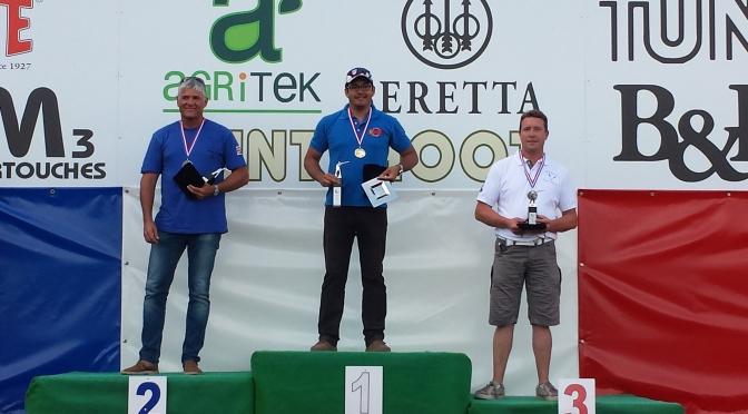 1er août 2014 : Championnat de France de Parcours à Saint Lambert