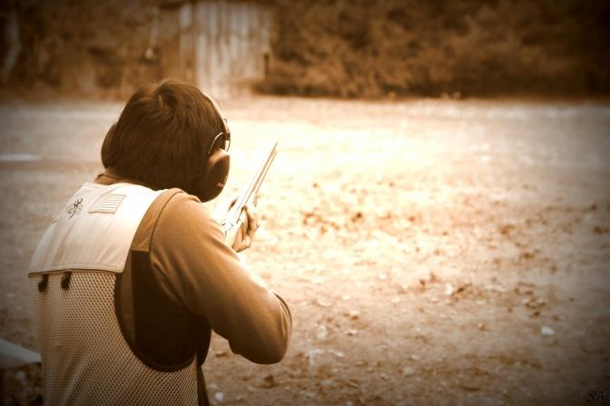 13 avril 2014 : Première compétition de parcours de chasse