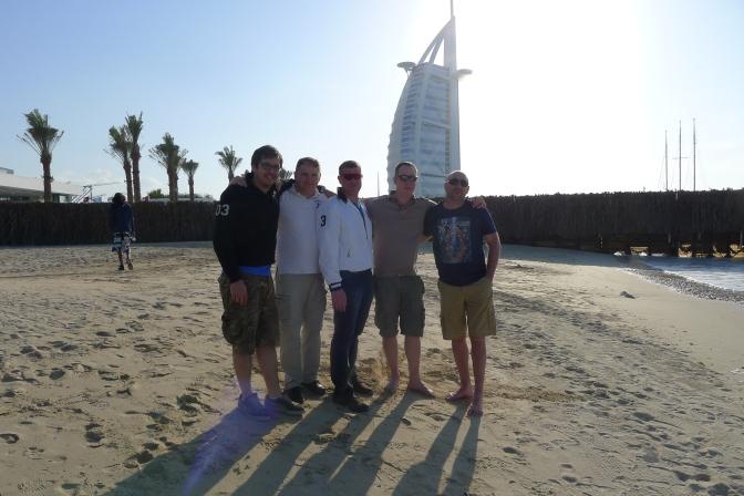 22 février 2015 : Nad Al Sheba, Emirats Arabes Unis