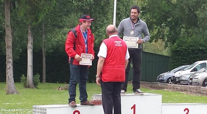 25 mai 2014 : une nouvelle discipline pour moi… L'English Sporting