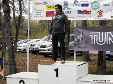 Photo podium Tunet la Cerisaille 2014