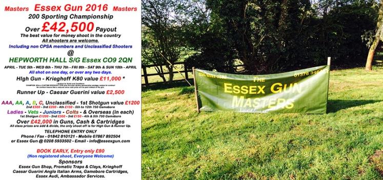 Essexgun-Masters