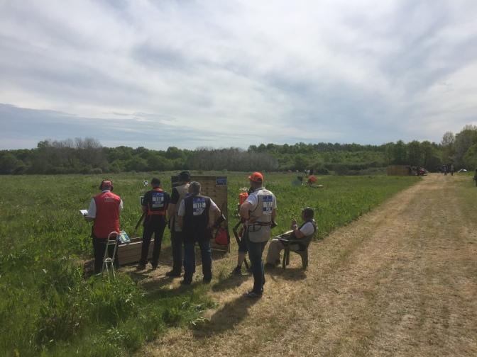 7 & 8 mai 2016 : 2e Sélection de Parcours au Chêne Rond (video)