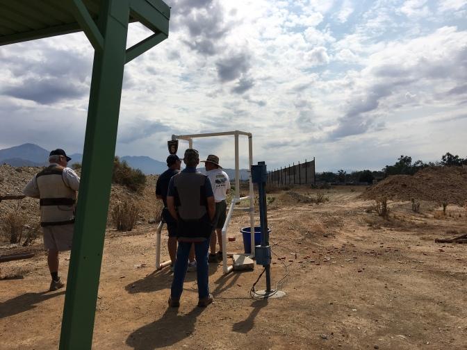 21 août 2016 : Competition @ Redlands Shooting Park
