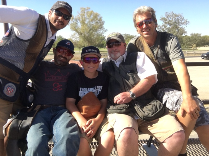 September 25th, 2016: Competition @ Kern County Gun Club (video)