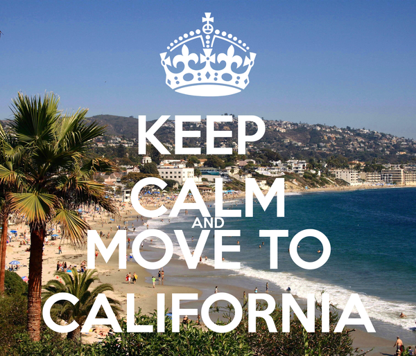 October 19th, 2016: 3 months in California – Statistics