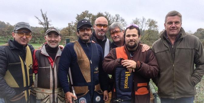 November 13th, 2016: Training @ Chêne Rond Shooting Club, France (video)