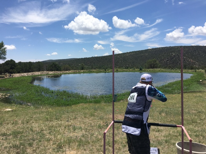 July 13th, 2017: New Mexico State Championship @ Ponderosa Springs Ranch (video)