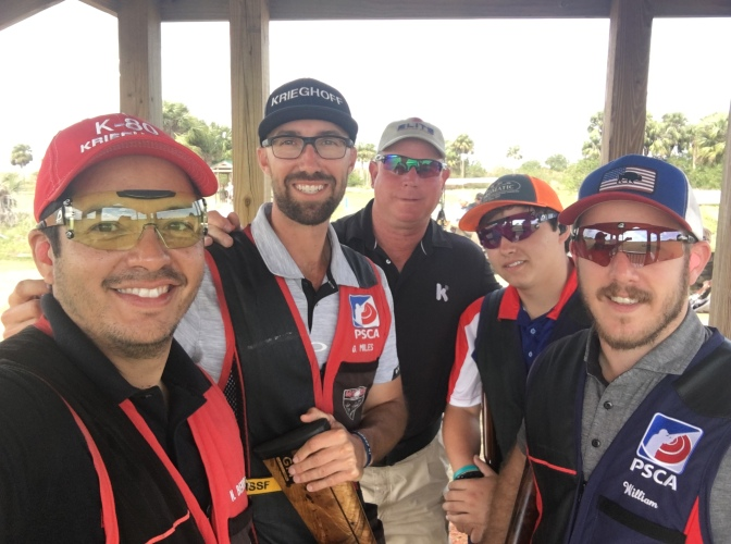 February 4th, 2018: FITASC Grand Prix & Krieghoff Classic @ South Florida Shooting Club (video)