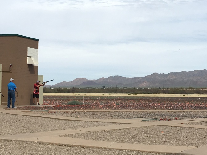 March 25th, 2018: Spring Selection Match @ Tucson Trap & Skeet Club (video)
