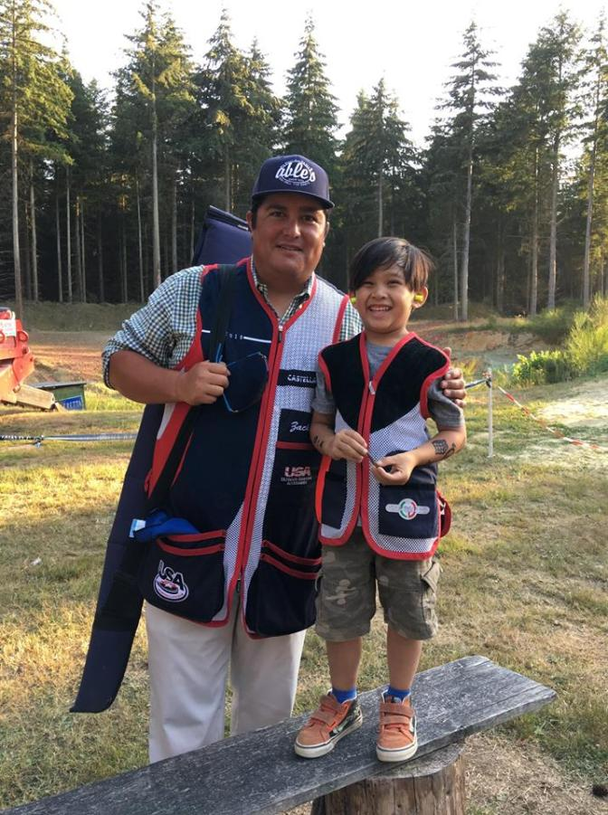 July 16th, 2018: World FITASC Championship @ Huntshoot Saint Lambert (6 videos)