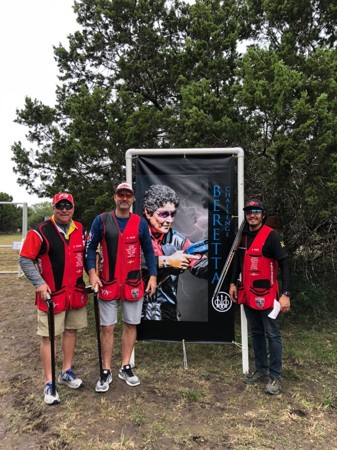 October 22nd, 2018: Beretta Challenge @ Nationals (video)