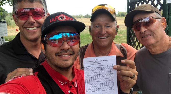 June 21st, 2019: California State Championship (video)