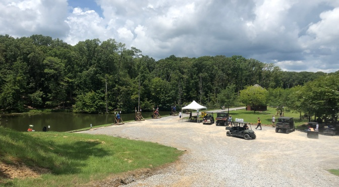 July 22nd, 2019: Review after South Central Regionals @ Providence Hill Farm (video)