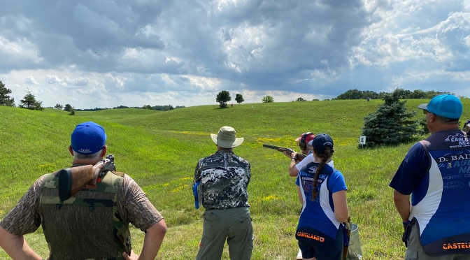 July 4th, 2021: American Field Sporting Nationals (3 videos)